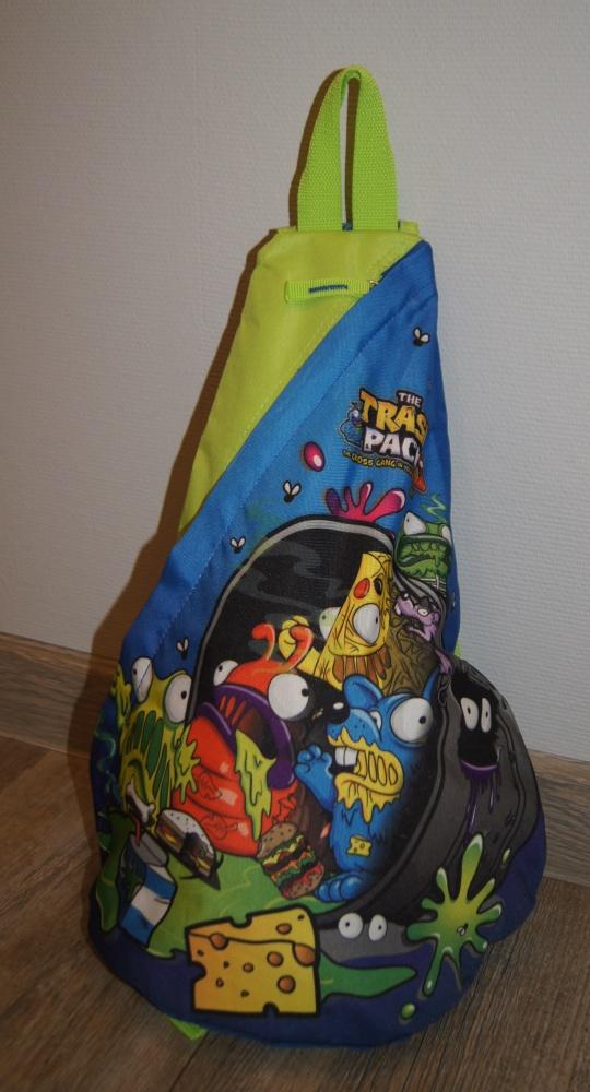 Dodatki Plecak plecaczek śmieciaki Trash Pack
