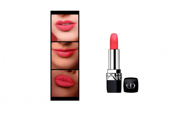 szminka dior rouge...