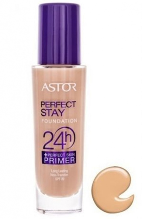 Astor Perfect Stay Foundation 24H plus Perfect Skin Primer