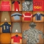 11 szt PAKA zestaw ubrań dla chłopca wiek 5 6 lat