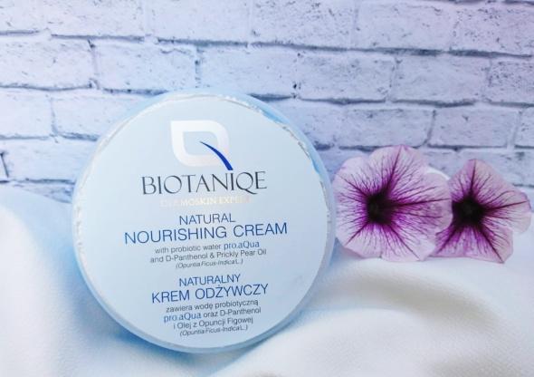 Biotaniqe Dermoskin Expert Naturalny krem odżywczy Nowy 75 ml