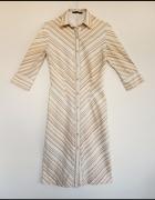 Sukienka koszulowa Tally Weijl w paseczki 36 S...