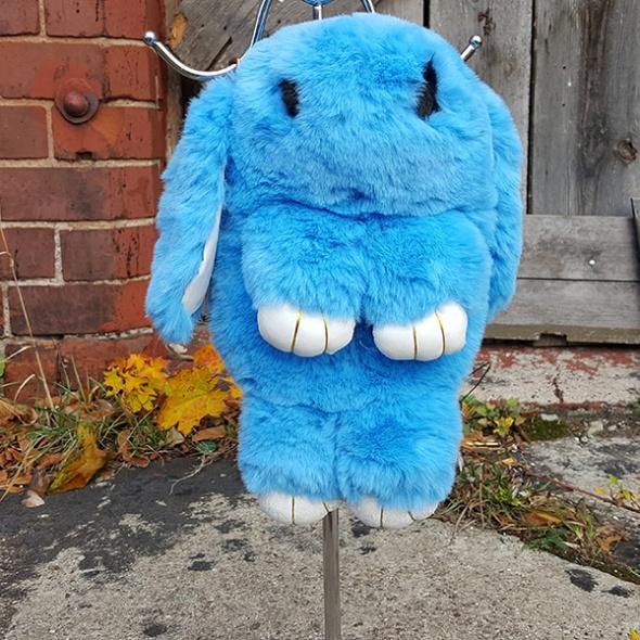 Torebka plecak króliczek...