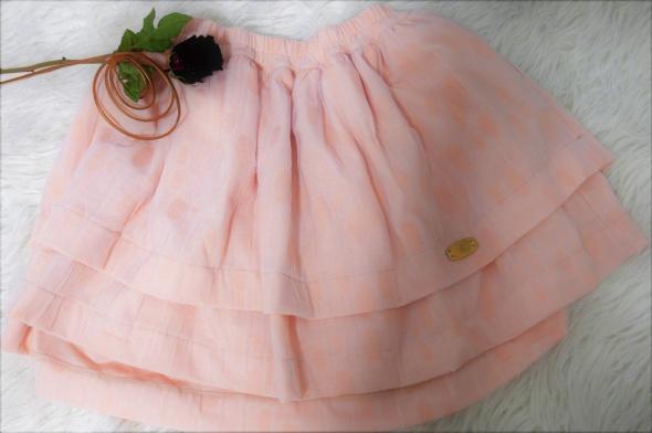 HIT Spódnica My Love w kolorze różu...