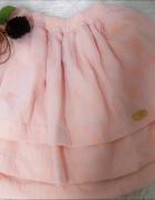 HIT Spódnica My Love w kolorze różu