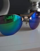 Okulary przeciwsłoneczne kocie modne ZAUSZNIKI hit