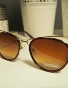 Okulary przeciwsłoneczne CatEye HIT dio rki BRĄZ