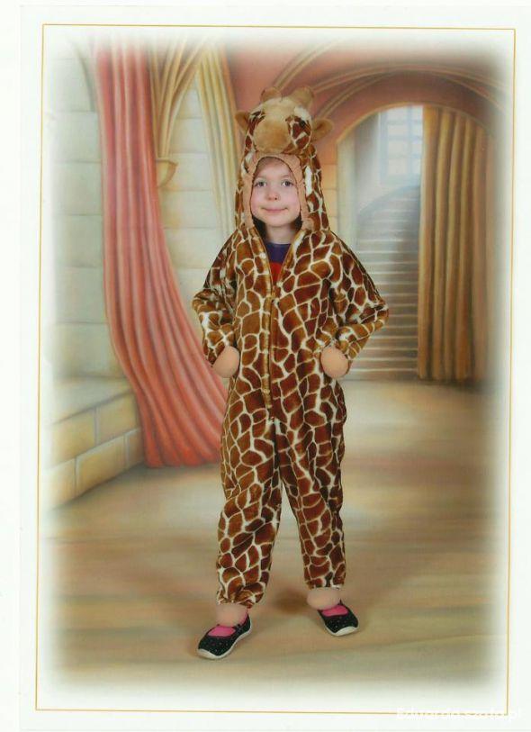 Kostium żyrafy 104 110