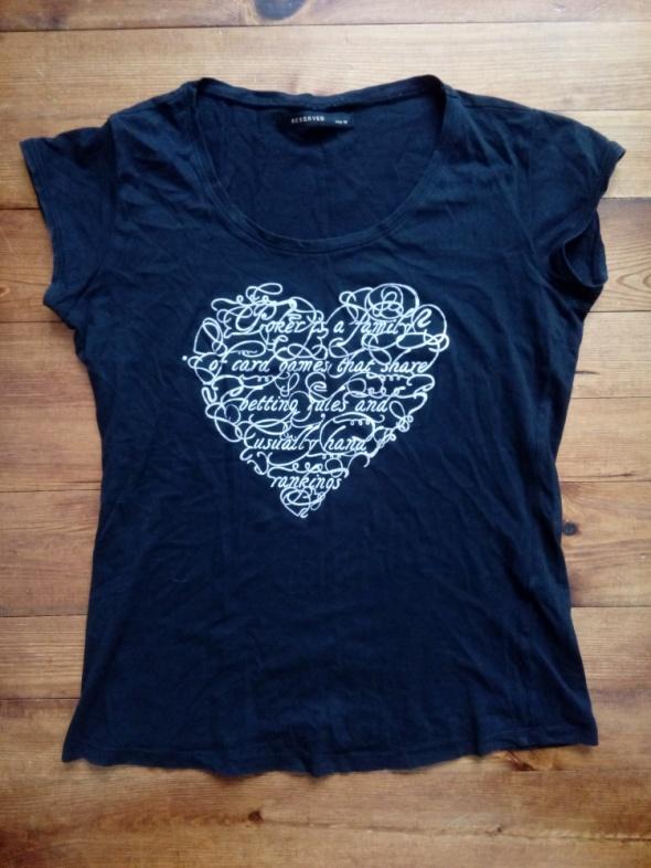 T shirt z nadrukiem M...