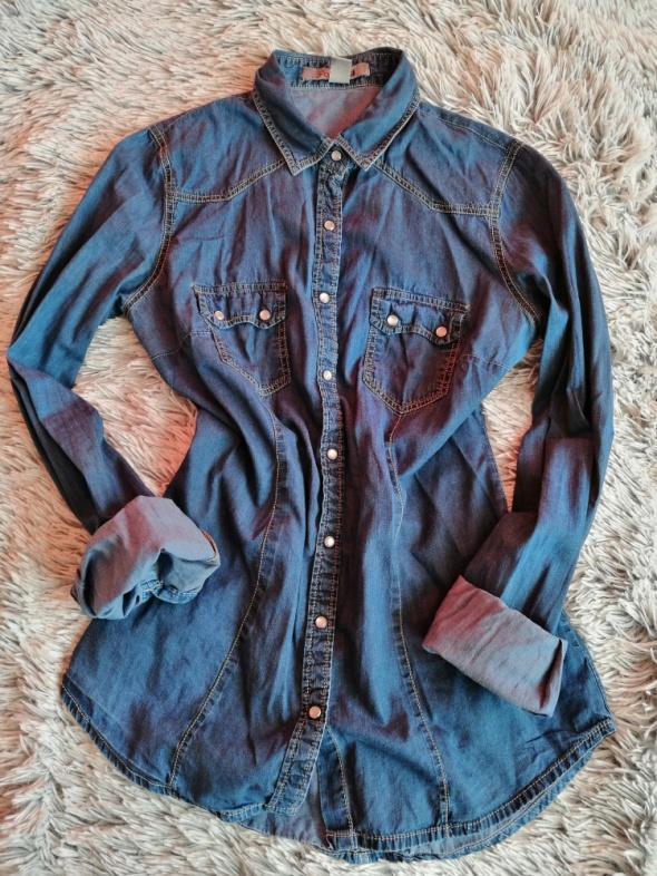 Koszula ala jeans