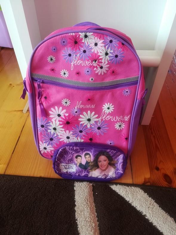 Pozostałe Jak nowy plecak dla dziewczynki piórnik gratis