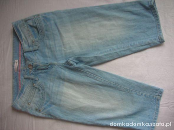 Spodenki Orsay spodnie jeansowe do kolan rozm S M