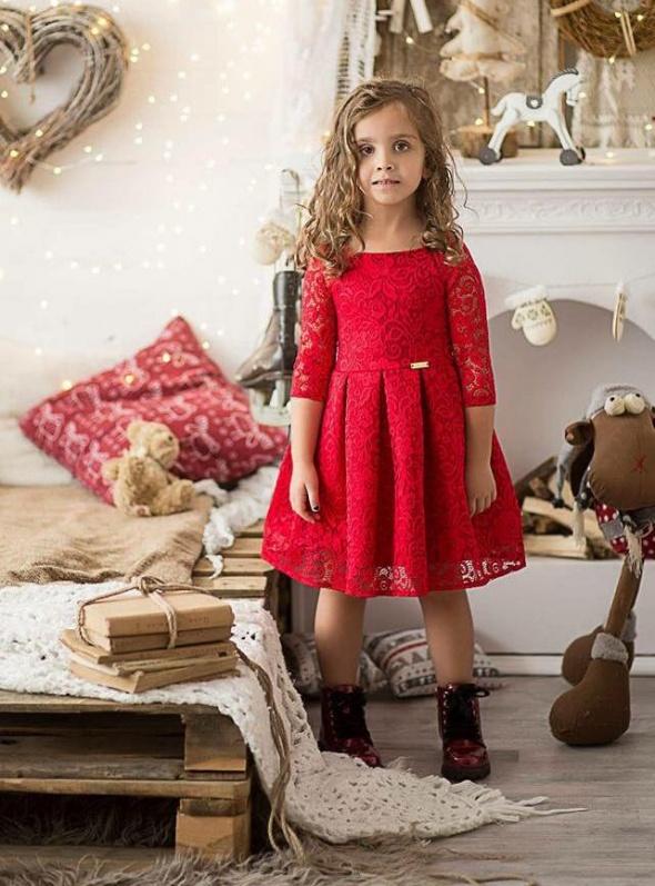 Sukienki i spódniczki Koronkowa sukienka