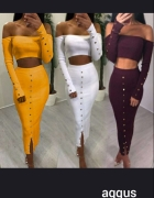 Komplet top i spodnica wszystkie rozmiary