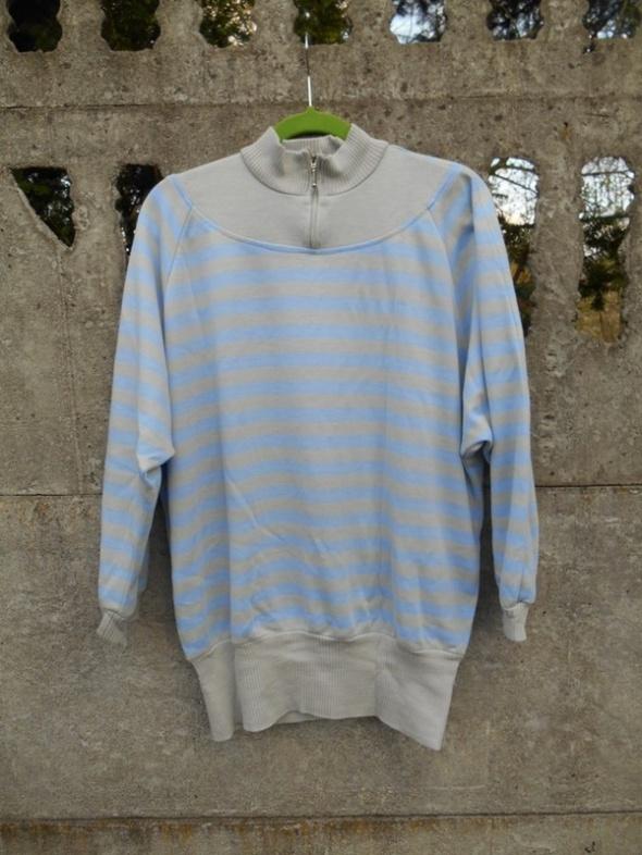 Sweter L XL Oversize Kroju nietoperz C A...