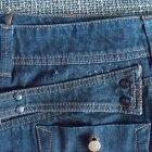 jeansowa mini