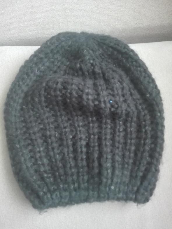 ciepła czapka...