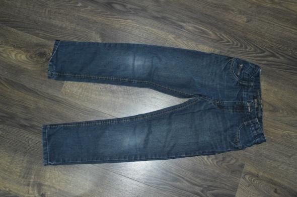 Spodnie i spodenki Spodnie ciemny granat 140