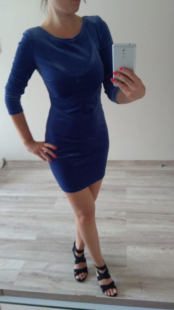 Suknie i sukienki ŚLICZNA SUKIENKA