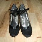 Nowe buty 35 pantofle czarne