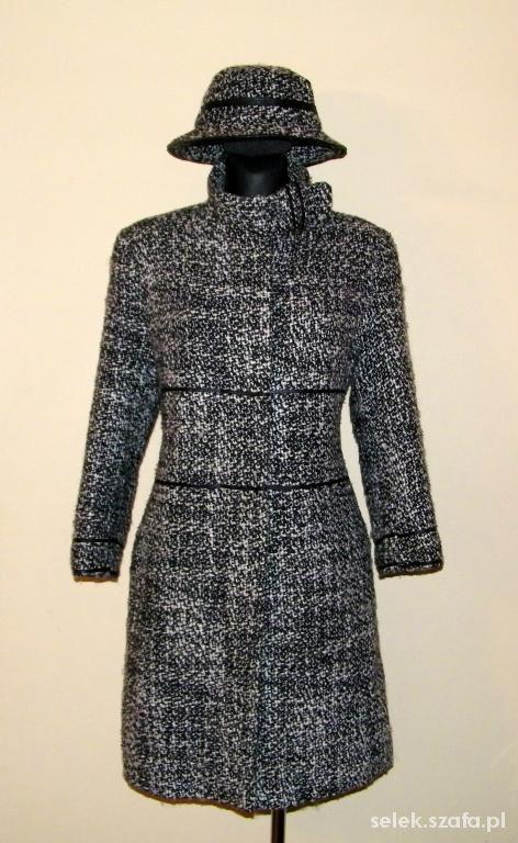 Nietuzinkowy płaszczyk Bella Fashion Style r 40...