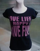 Unikatowa kobieca koszulka Next L