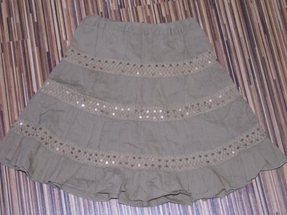 Sukienki i spódniczki spodniczka Exit rozmiar 116