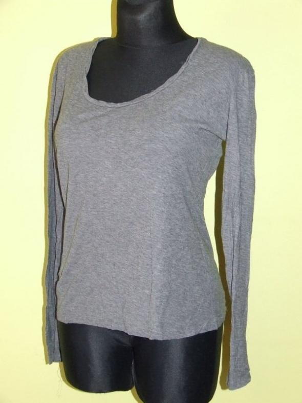 szara bluzka Stefanel rozmiar L