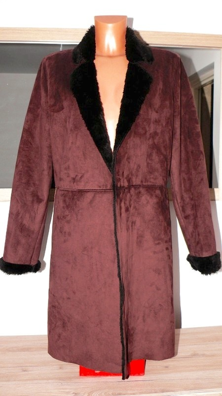 płaszczk ciepły kożuszek 4042...