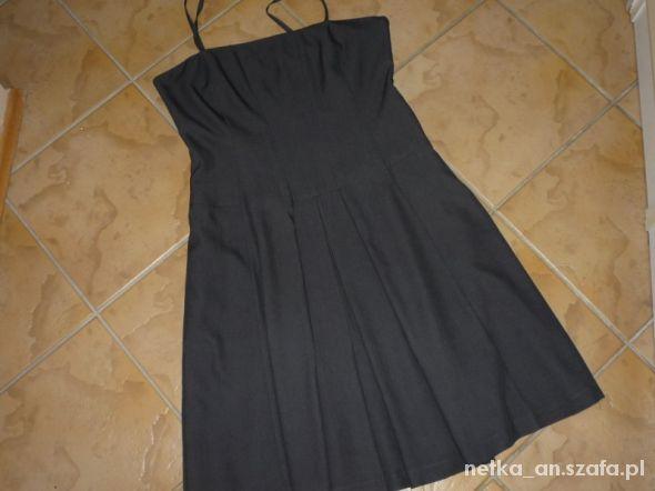 rozm 40 L DE FACTO sukienka klasyczna JAK NOWA