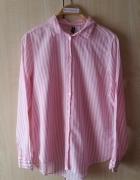 Koszula w paski H&M S M...