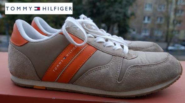 Tommy Hilfiger sportowe buty jak nowe 26 cm wkładka