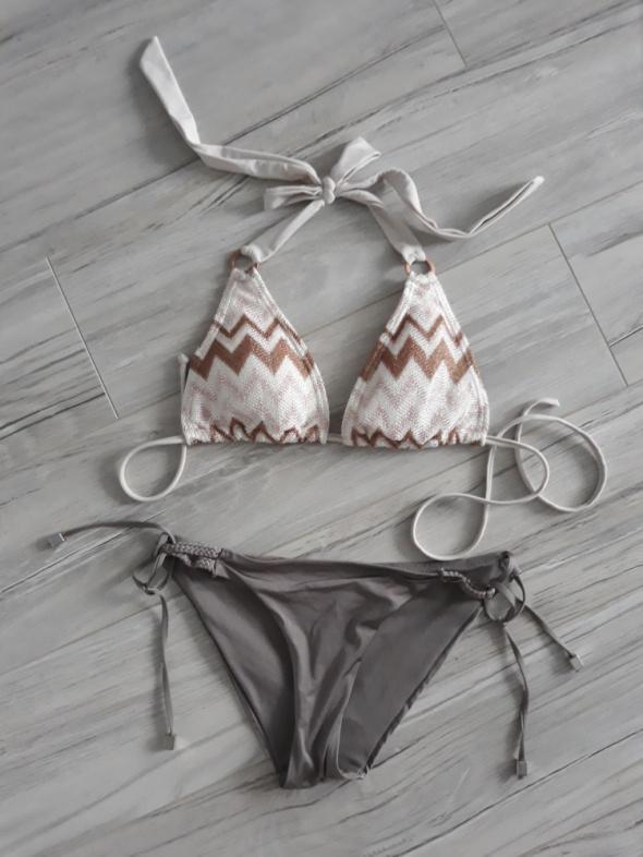 bikini azteckie wzory New Yorker...