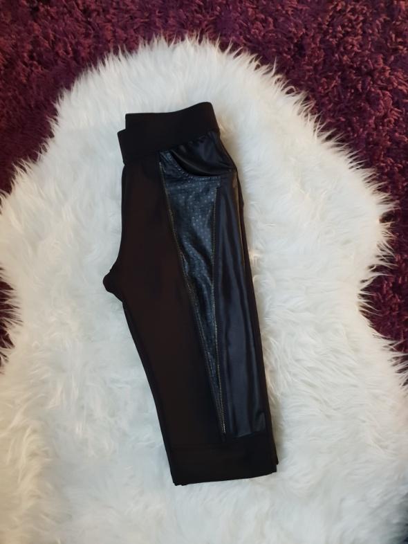 Czarne spodnie XS