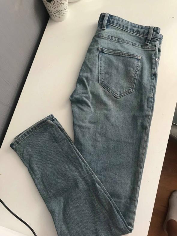 Spodnie Dżinsowe spodnie