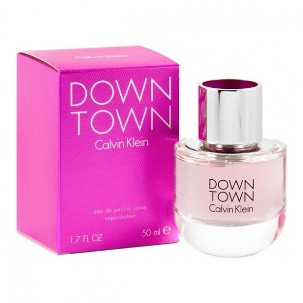 Calvin Klein Down Town dla kobiet 50 ml Nowa...