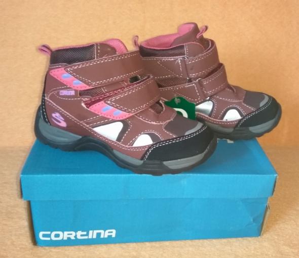 Nowe Kozaki dziewczęce Cortina rozm 28