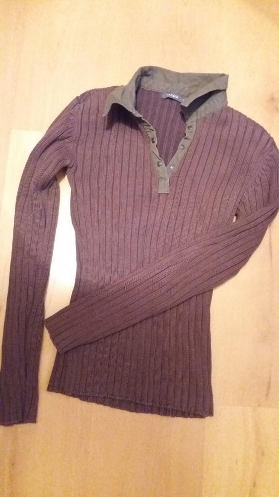 Sweter marki Tatuum bawełna S M