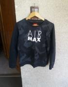Bluza z motywem Nike air Max...
