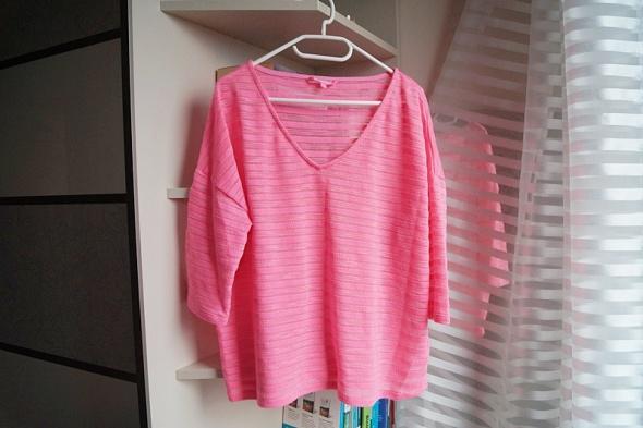 Bluzy Neonowa bluzka w serek Next L