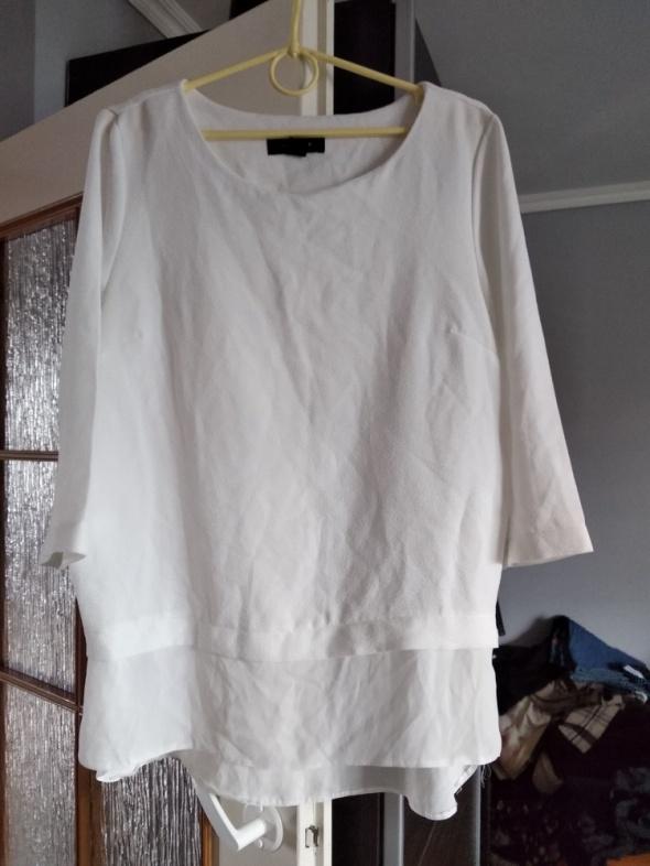 Bluzeczka z zamkami po bokach roz 42 Atmosphere