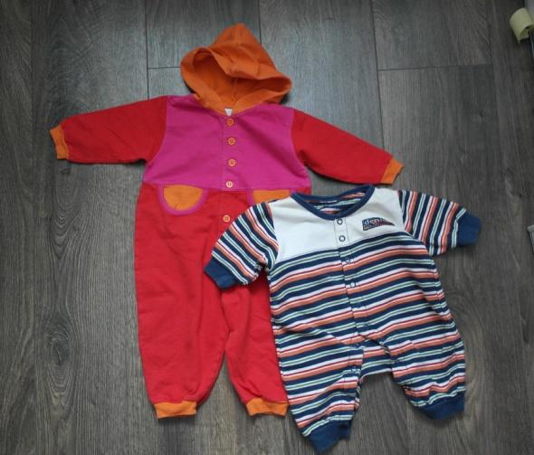 Pajacyki dla niemowlaka 52 68