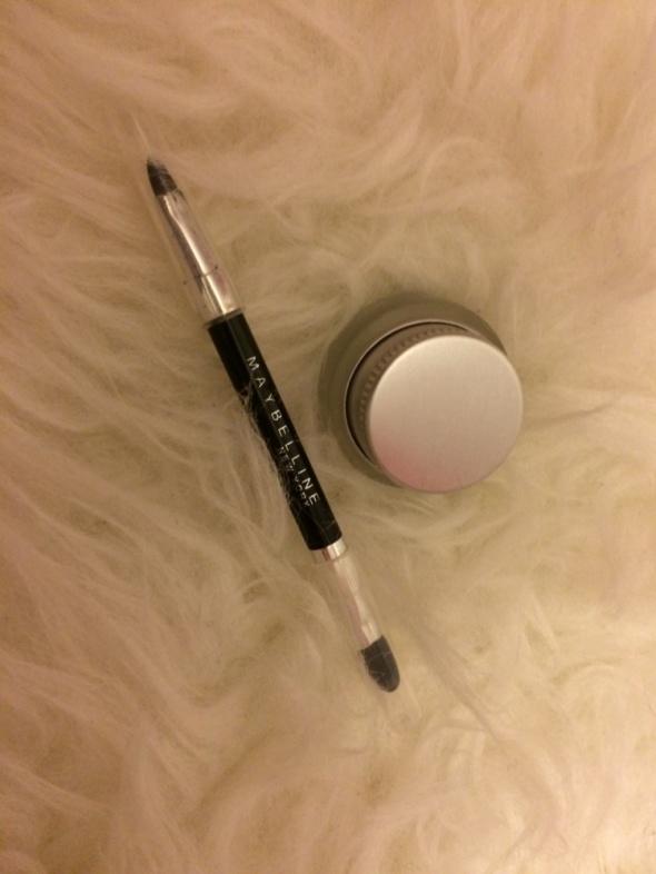 Maybelline eyeliner czarny black słoiczek