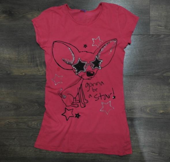 Piżamka koszulka F&F 140