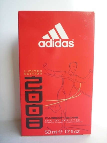 Męska woda toaletowa Adidas Passion Game 50 ml...