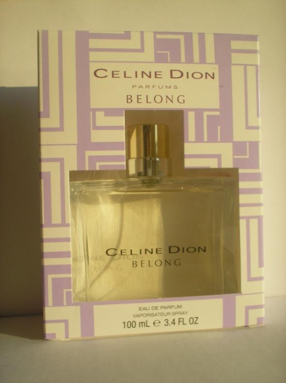 Damska woda perfumowana Celine Dion Belong 100 ml