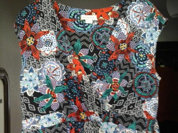 Kolorowa sukienka Monsoon...