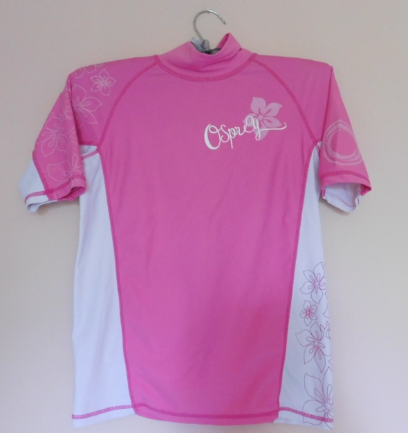 Osprey koszulka funkcyjna różowa 36...