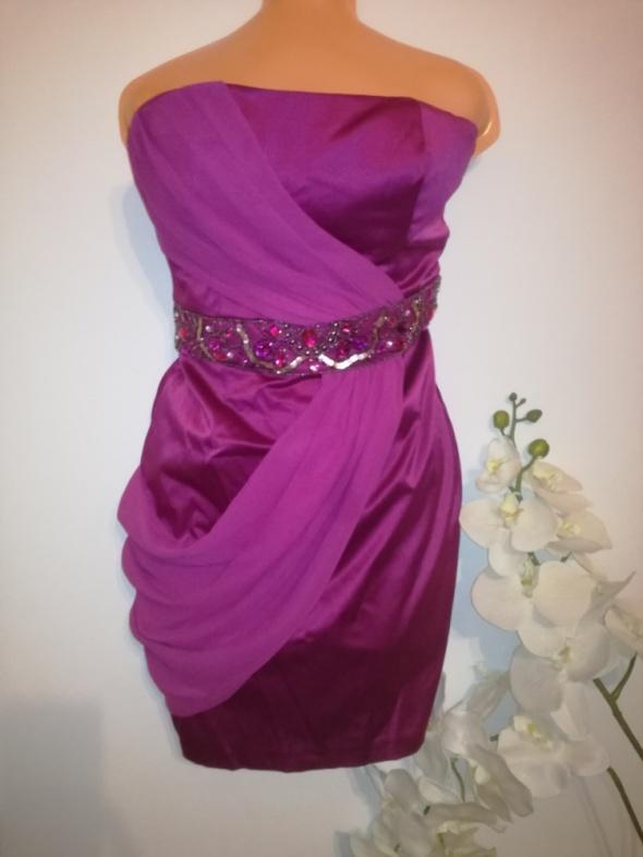 Suknia sukienka JANE NORMAN rozmiar 40