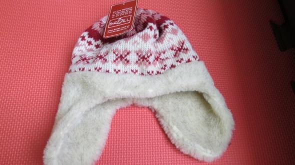 czapka dla chłopca lub dziewczynki